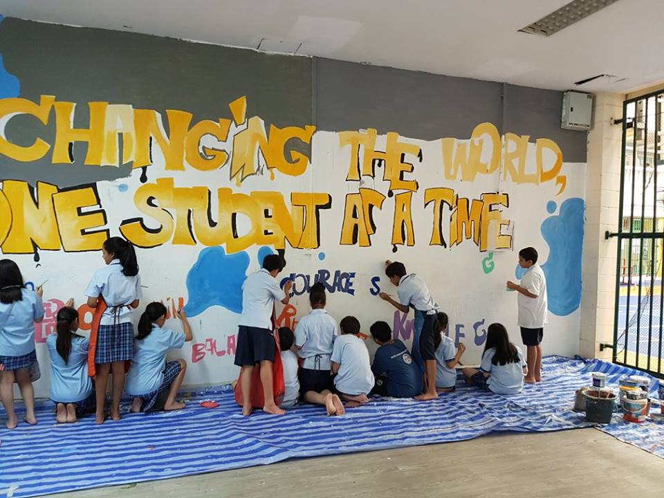 Arts - Mural Project 2016
