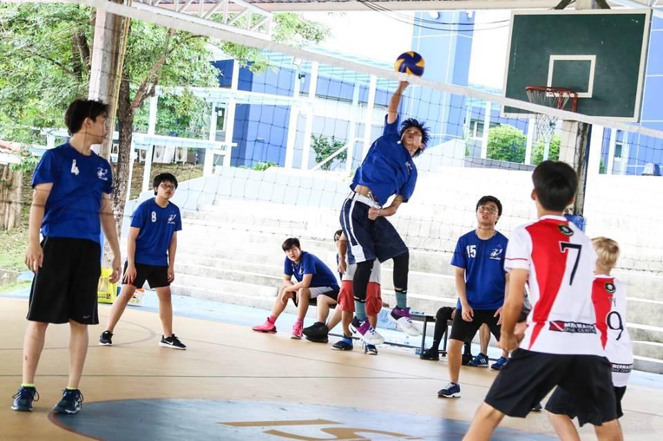 2017 - U15 boys volleyball team 2