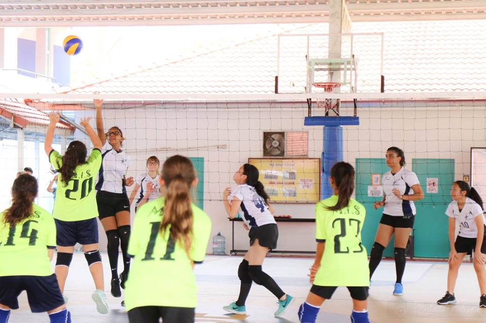 2017 - U15 girls volleyball