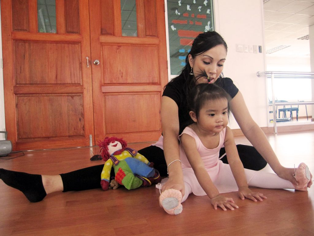 After-school Ballet Class