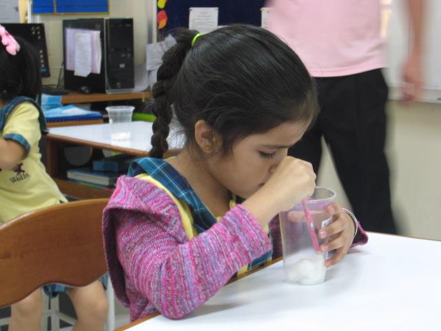Developing observation skills