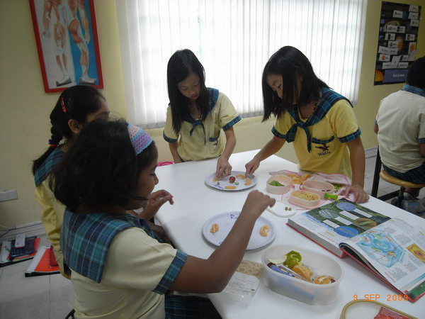 Making Model of Animal and Plant Cells using Fruits - Grade 4