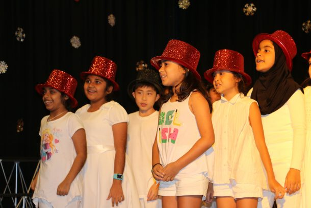 Primary Christmas Show 2016