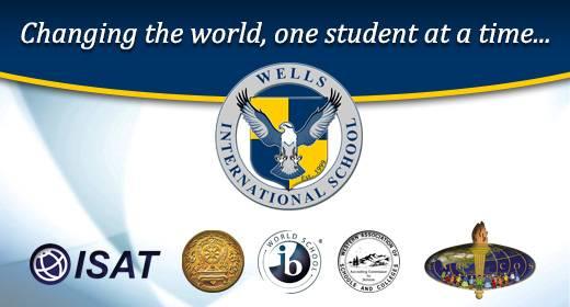 Welcome to Wells International School