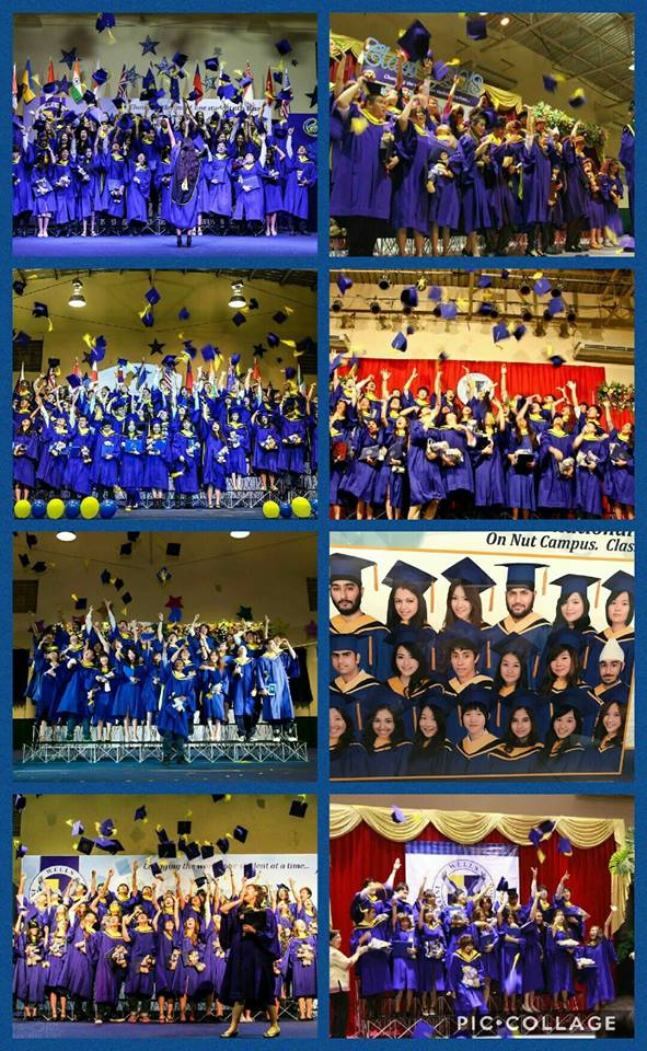 Wells International School's graduates since 2010