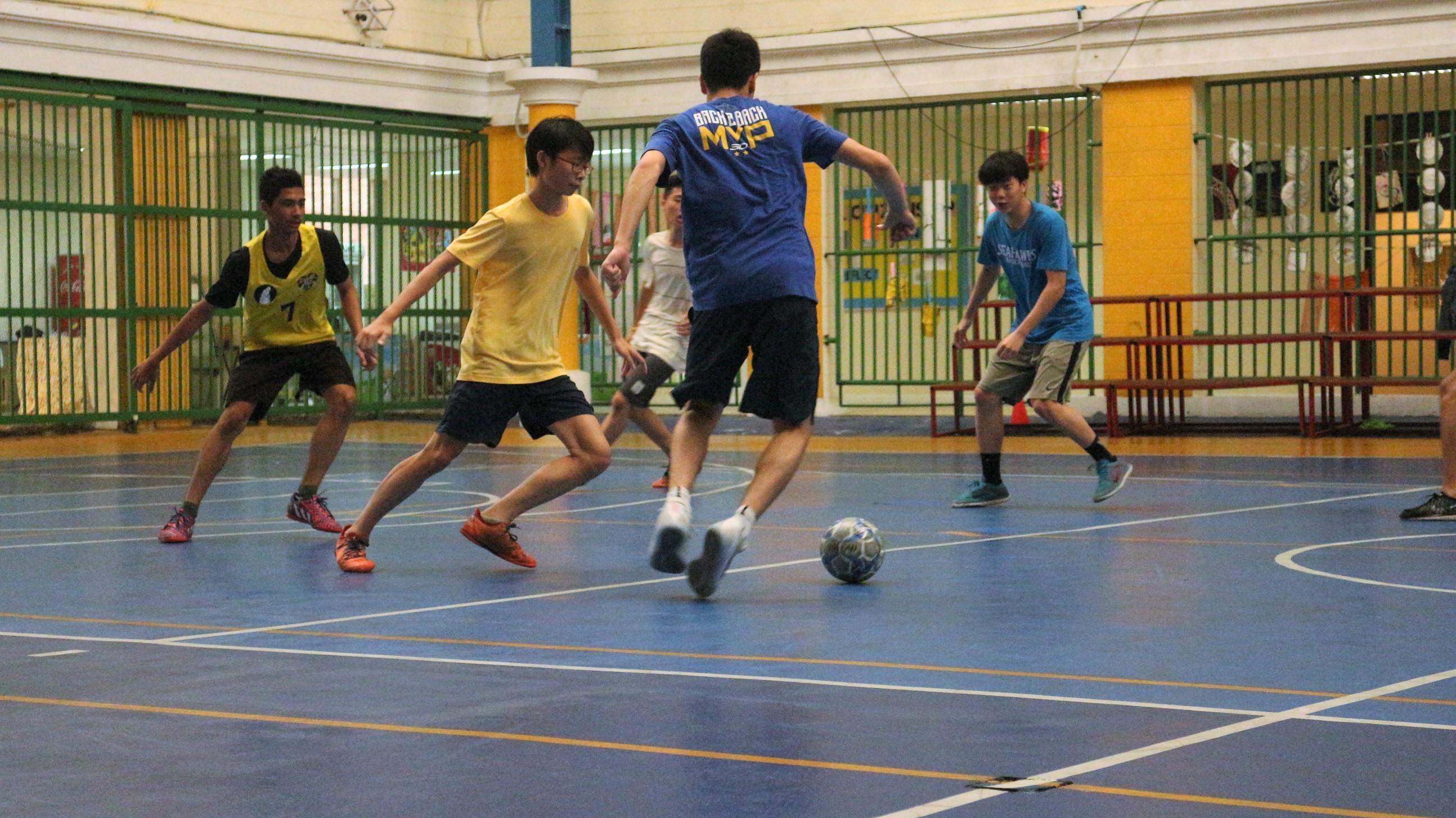 2017 - Football Boys