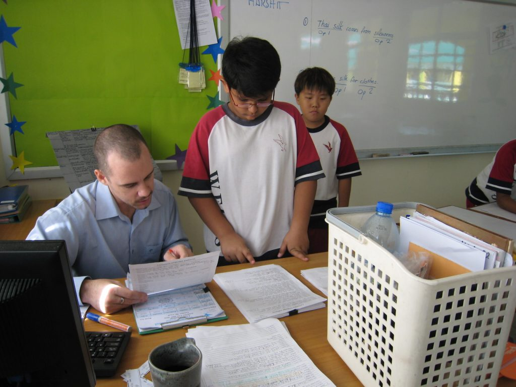 One-to-one mentoring