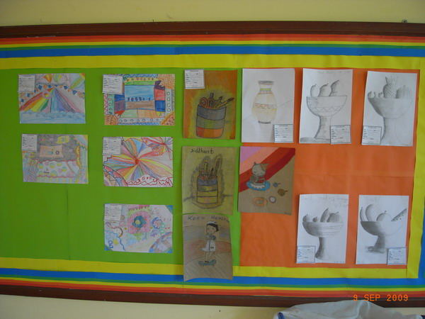 Students' Art Work