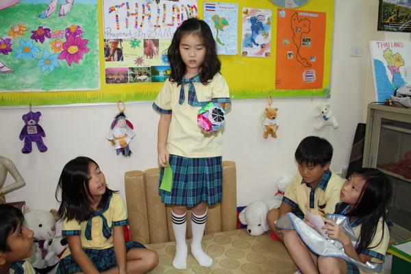 Peer-teaching Complex Origami