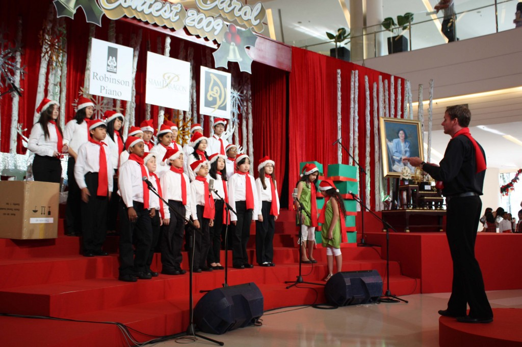 Paragon Choir Competition 01