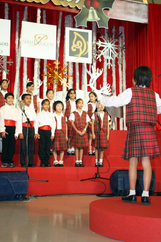 Paragon Choir Competition 09