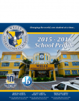 2015 School Profile