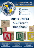 2013-2014 WIK Parent Handbook