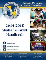 2014-2015-WIS-Student-Parent-Handbook