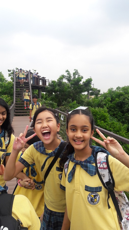 Grade 5 Field Trip – Metro Forest on Friday September 15
