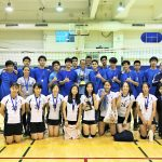 Champions Again! Varsity Boys Volleyball Win NIST Falcon Invitational Tournament