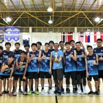 Varsity Boys Volleyball 2nd at Malaysia Tournament