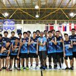 Varsity Boys Volleyball 2nd at Malaysia Tournament