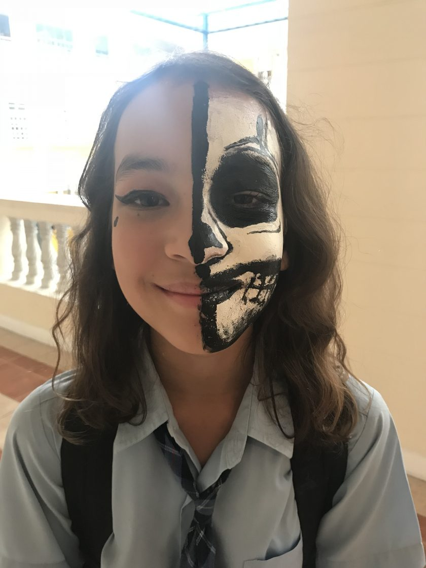 Middle School Halloween (October, 2017)