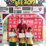 Wells International School Primary students attended the annual KPIS Inter-School Spelling Bee