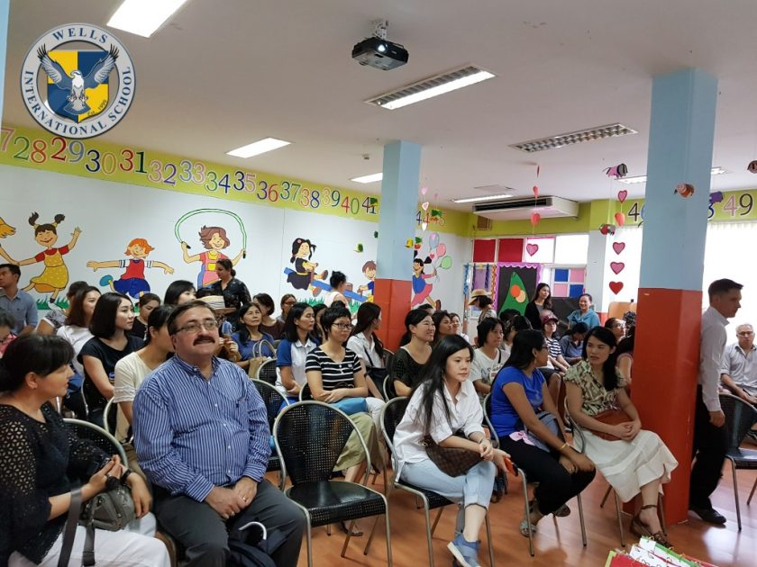Early Years (K1- K3) Parent Workshop