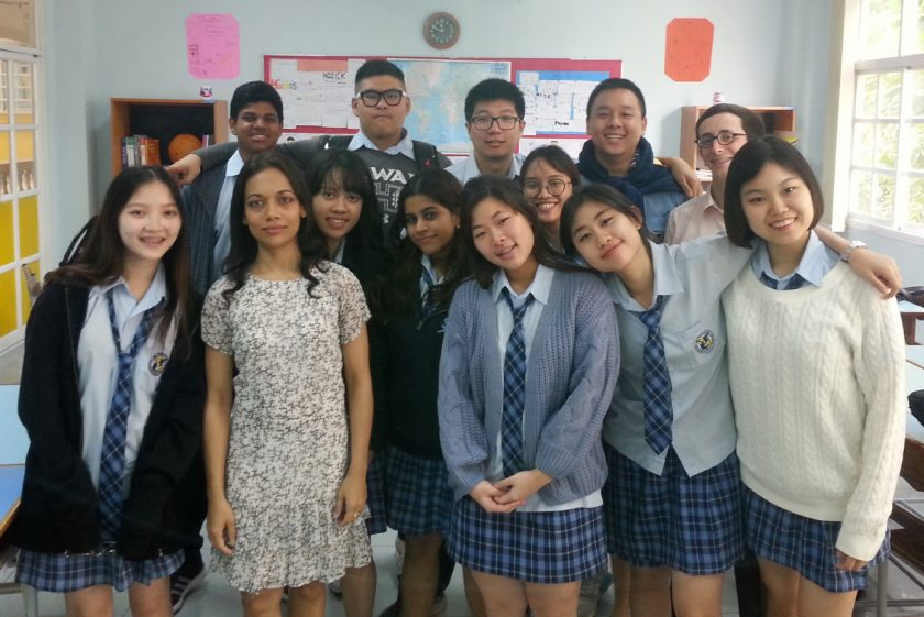 IB Y2 Lit and Perf with Ms. Aarti