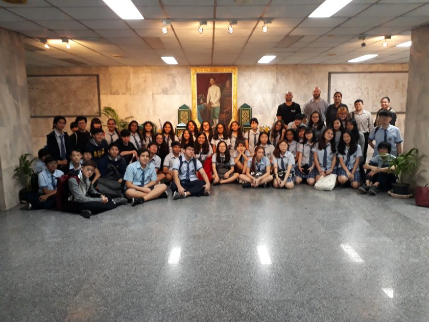 HS Science Field Trip: Siriraj Medical Museum