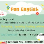 Learn fun english at Thong Lor campus
