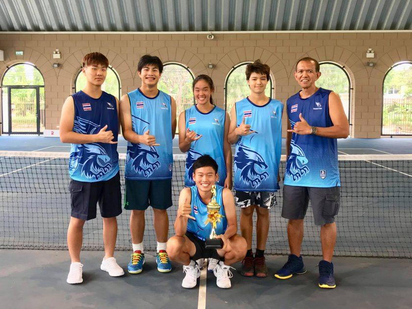 AISAA Tennis – 1