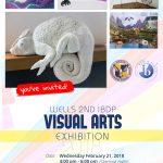 INVITATION: IB Visual Arts Exhibition