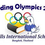 2018 Reading Olympics