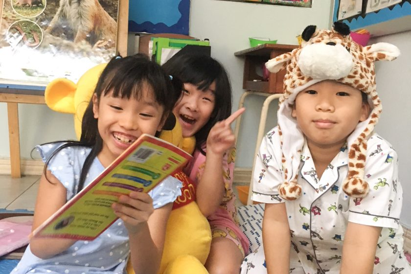 Pajama Day – Read & Relax | Thong Lo Campus