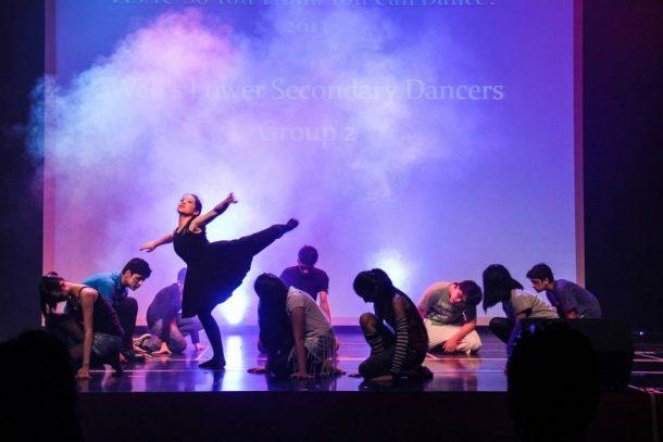 Wells IB CAS Dance
