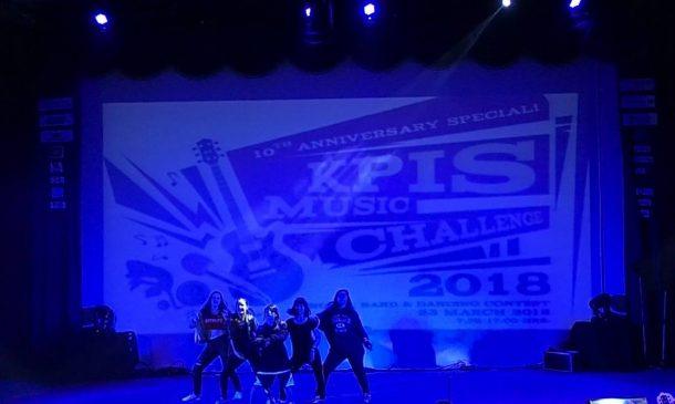 KPIS music challenge 2018