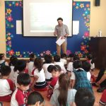 Illustrator, Mr. Jose visits Wells Thong Lo