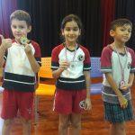 2018 Primary School Spelling Bee - On Nut Campus