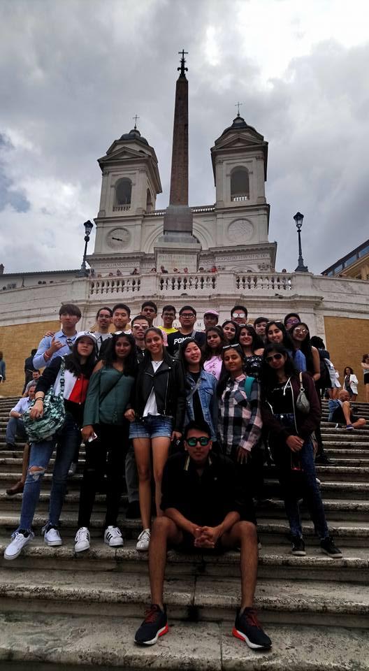 Senior Trip 2018