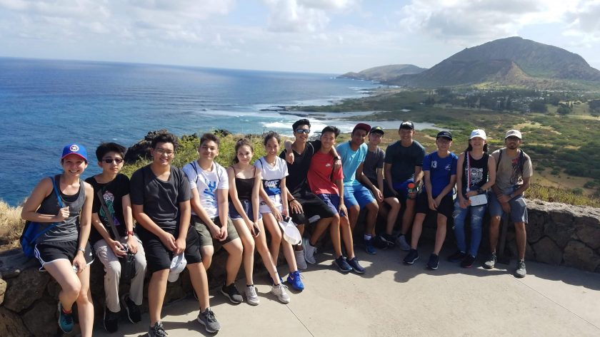 Hawaii Science Camp 2018