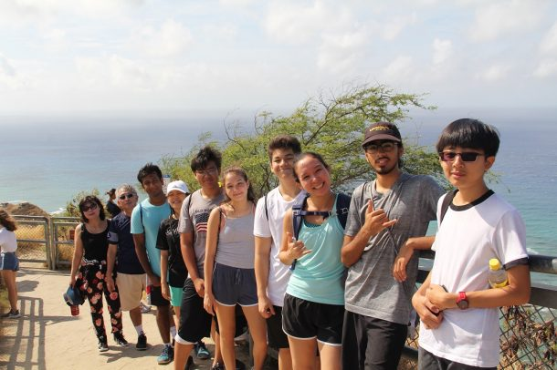 University of Hawaii summer science program