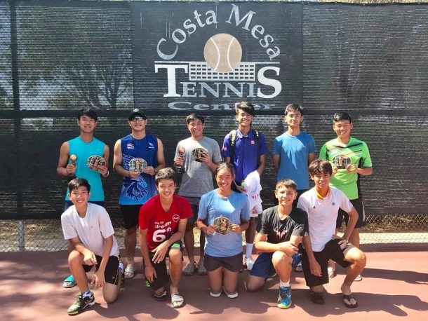 USTA tennis
