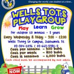 Wells Thong Lo | Playgroup