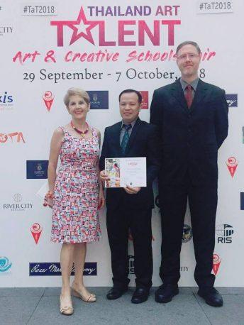 Thailand Art Talent