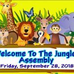 Welcome to the Jungle Assembly | Wells Thong Lo
