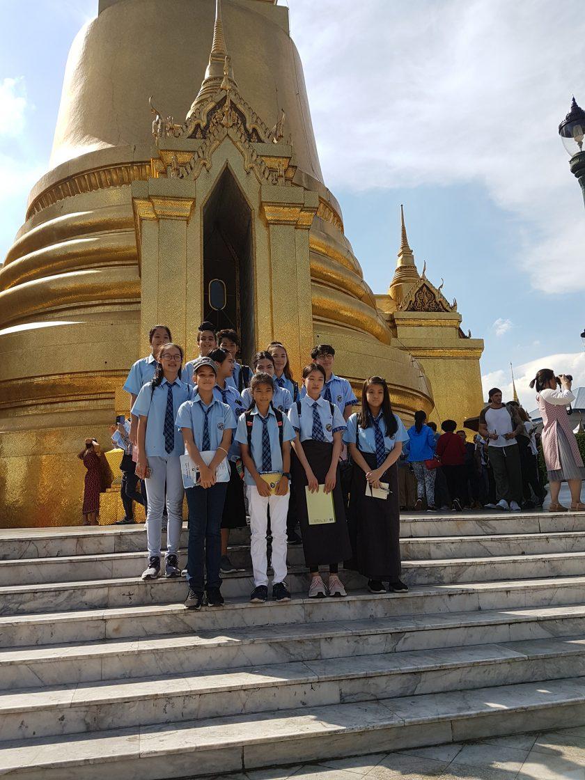 Grade 8 Field Trip: Wat Phra Kaew
