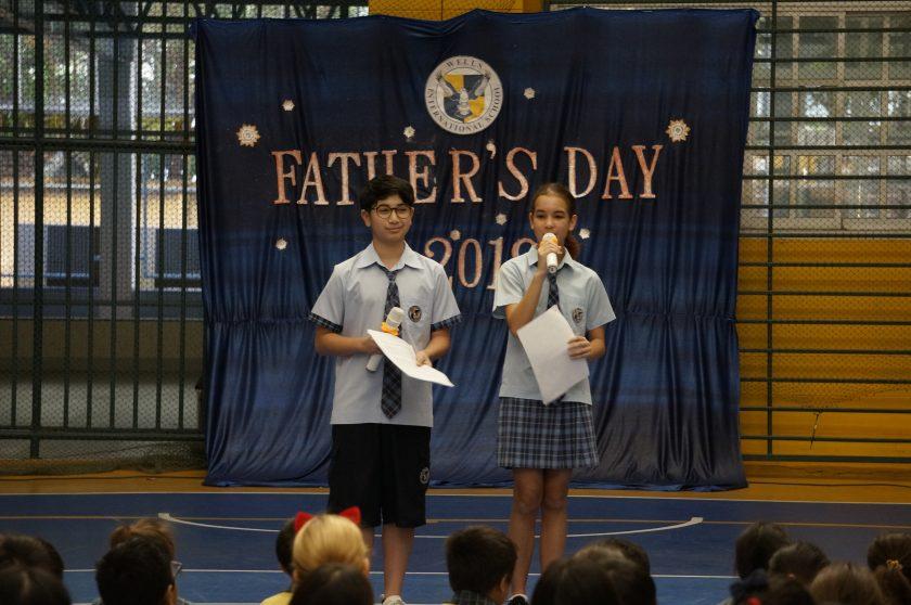 Father's Day Celebration 2018