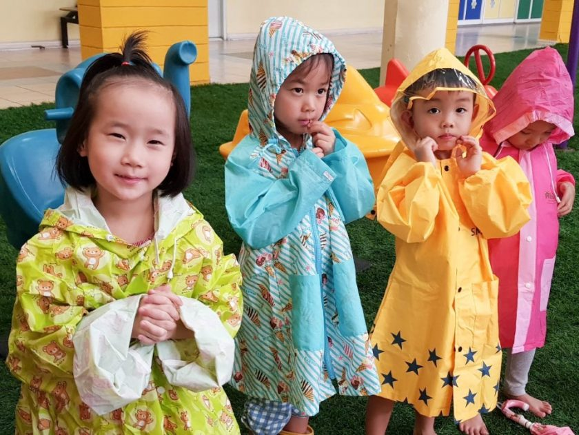 Wells Thong Lo | K1 Rainy Dress Up Day Assembly