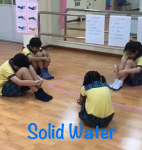 The water cycle dances