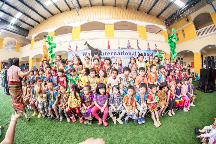 Wells Thong Lo | International Day Fun Fair 2019