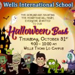 Wells Thong Lo | Halloween Bash 2019