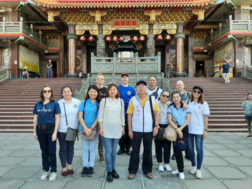 Taiwan temple